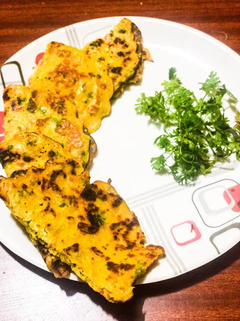 Besan Chilla Recipe : How to make Besan Cheela