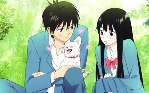 kimi ni todoke anime romance terbaik di dunia paling sedih