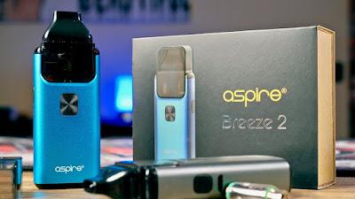 $3 Off Coupon Code | Aspire Breeze Starter Vape Kit