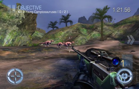 DINO HUNTER DEADLY SHORES Terbaru