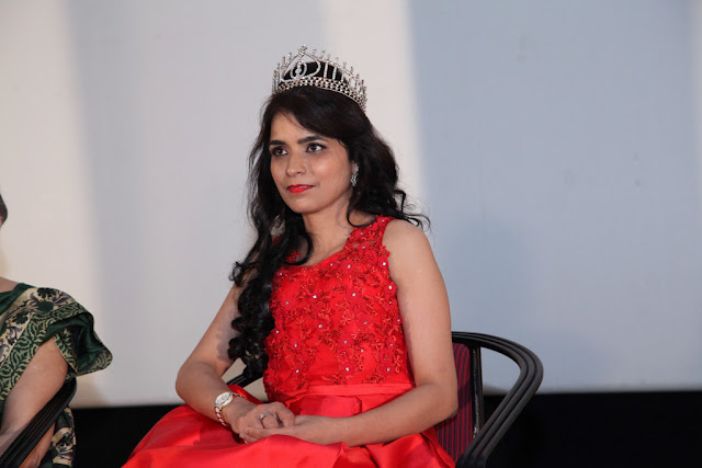 "Mrs India 2017 Finalist Mamta Trivedi Releases ""Lets Open up on Depression"" Short film"