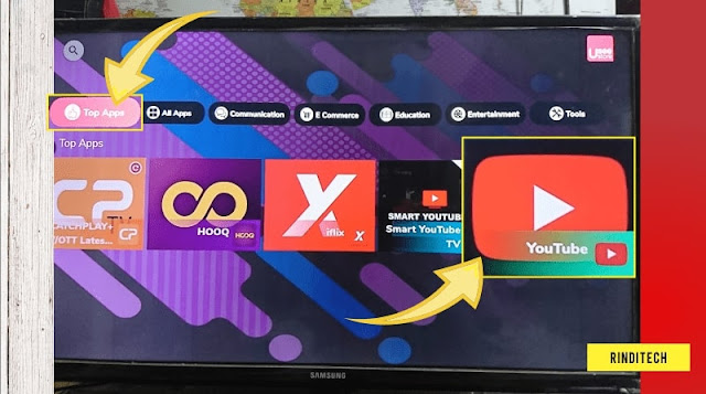 Solusi Aplikasi Youtube Tidak Diizinkan di TV Box Indihome