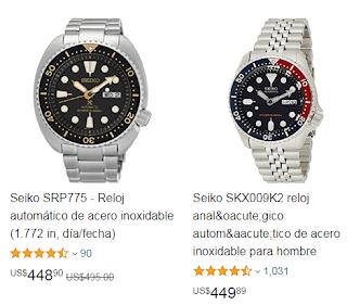 Seiko-skx007-precios