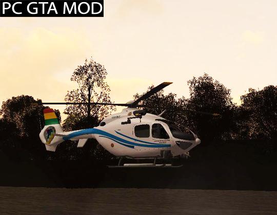 Free Download EC-145 FAB Mod for GTA San Andreas.