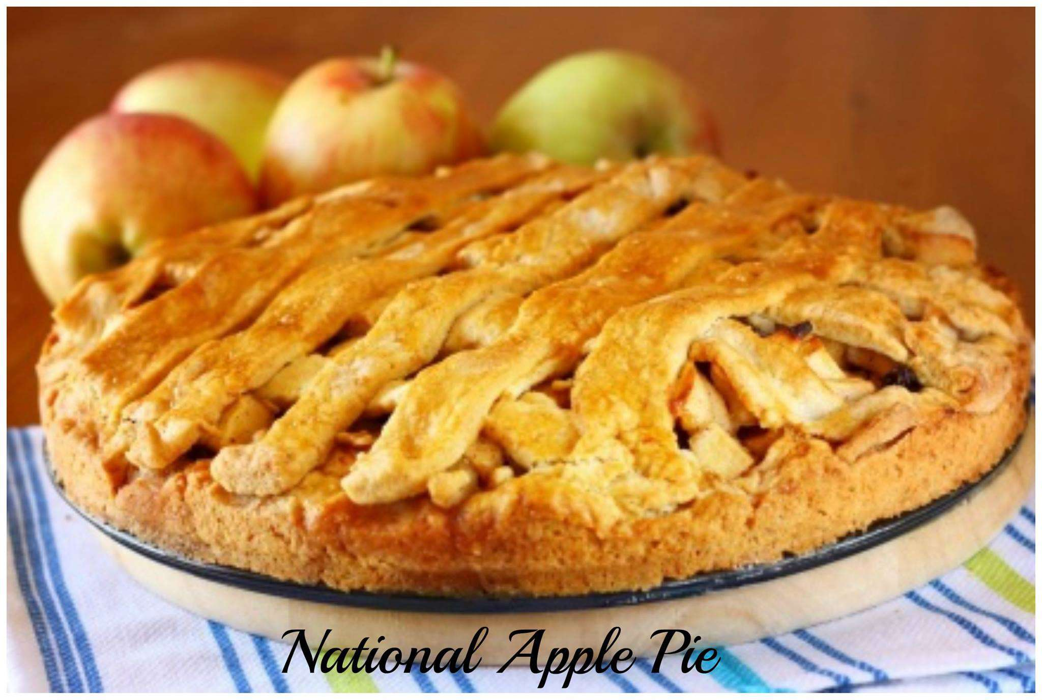 National Apple Pie Day Wishes Pics