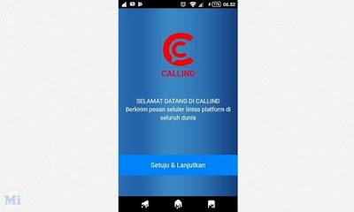 Cara Melakukan Registrasi Aplikasi CALIND