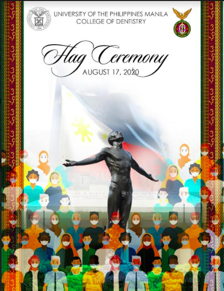 UPM Virtual Flag Raising Ceremony to be hosted by UPCD