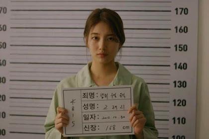 """Penonton """"Vagabond"""" Sedih Goo Hae Ri (Suzy) di Penjara"""