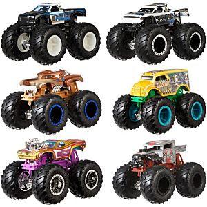 Xe Hotwheels Monster Truck 6