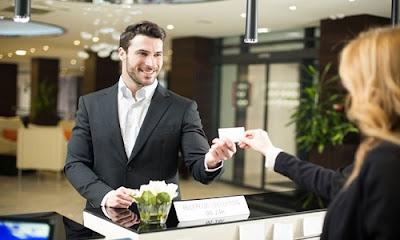 Đoạn hội thoại check in khách sạn bằng tiếng Anh