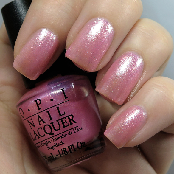 OPI Princesses Rule! from the 2007 Soft Shades Princess Charming Collection
