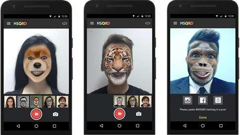 menggunakan aplikasi Android bahwasanya sangat mudah Cara Merubah Wajah Didalam Video di Android