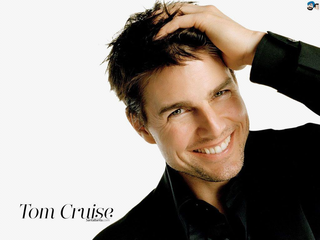 Tom Cruise look