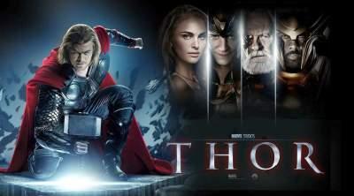 Thor 1 (2011) Telugu + Tamil + Hindi + Eng Movies 480p Download