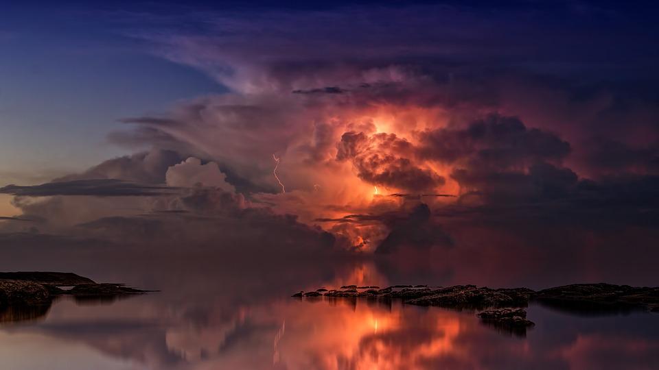 Céus tempestuosos