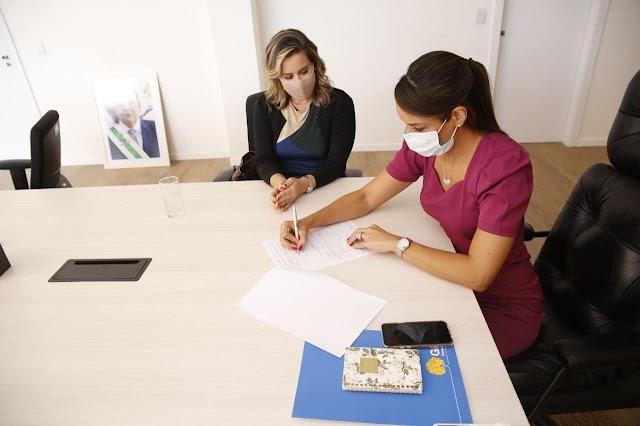 Uma Ação na Rodoviária que vai facilita acesso feminino à internet