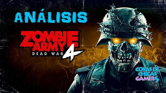 Análisis Zombie Army 4: Dead War en PS4