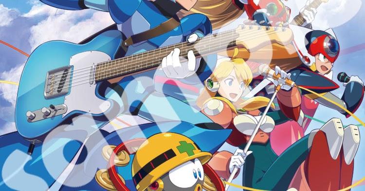 Rockman corner rockman x anniversary collection for Megaman 9 portada