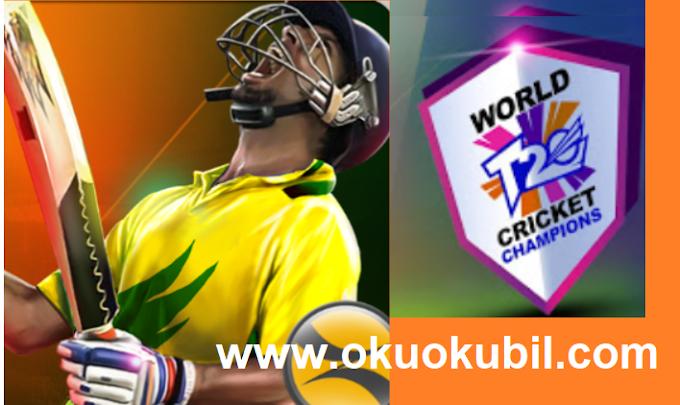 T20 Cricket Champions 3D v1.4.131 Hızlı Dönüş Hileli Mod Apk Sınırsız Para İndir
