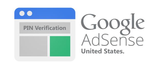 Cara Mudah Verifikasi PIN Akun Google Adsense US