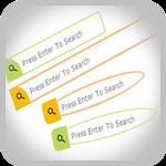 полето за търсене в блог на Blogger