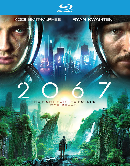 Blu-ray Review - 2067 (2020)