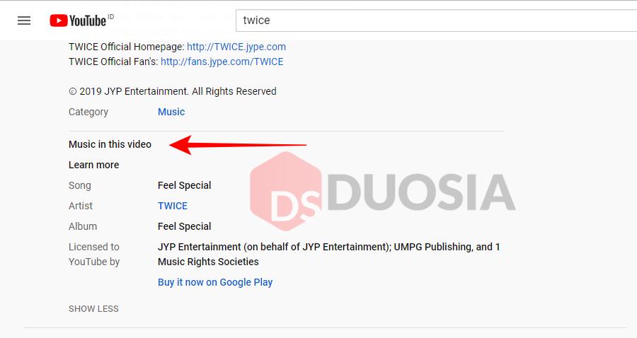 Mengetahui Hak Cipta Lagu di Youtube dengan Melihat Status Hak Cipta