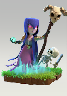Witch COC