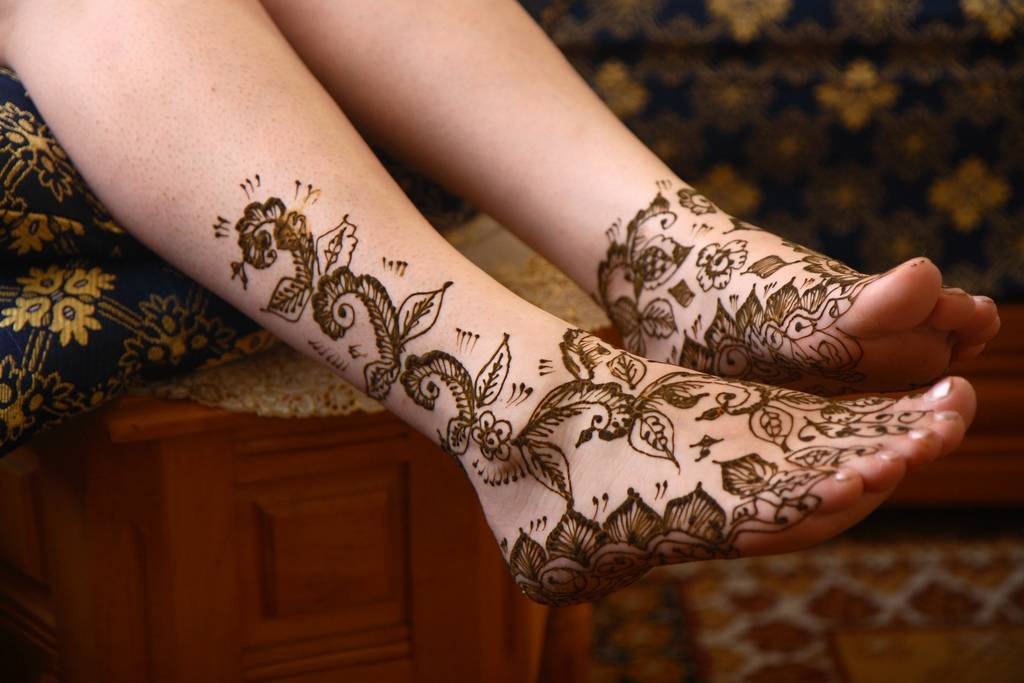 Henna And Tattoo Art: The Tattoo World : Henna Tattoos