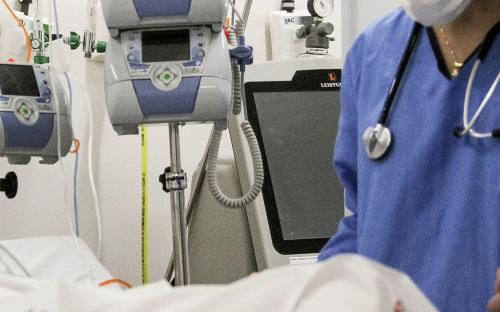 Capacidade de atendimento é aumentada no Mini-Hospital de Toledo