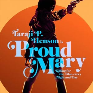 Capa Filme Proud Mary