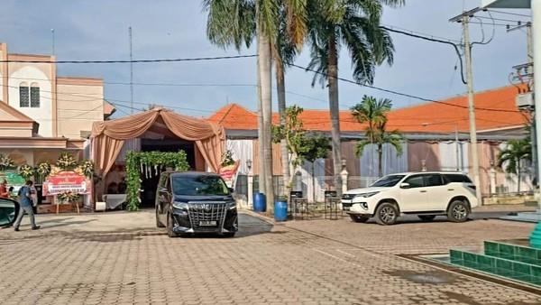 Ini Lokasi Ustaz Abdul Somad Menggelar Resepsi Pernikahan di Ponorogo