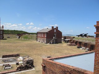 Fort Clinch pathways in Florida Http://ouroutdoorstories.com