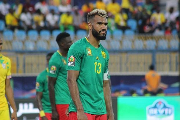 Tunisie - Cameroun: Choupo-Moting forfait pour ce match