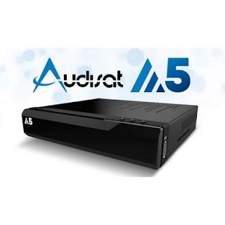 Audisat A5 HD | A5 Plus Atualização V.1.3.69 - 18/10/2018