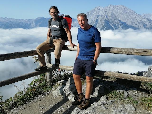 Alexander Tauscher und der Radioreise Podcast im Berchtesgadener Land