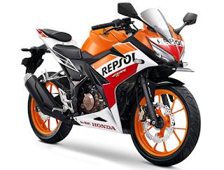 Harga Motor Honda CBR150R STD dan ABS di Bali