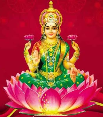 Sri Lakshmi Dhyanam