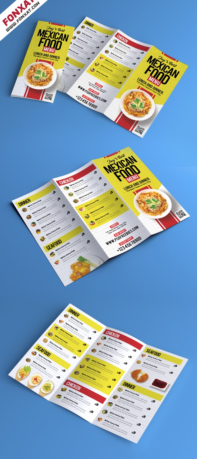 Food-Restaurant-Menu-Brochure-PSD