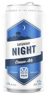 Saturday Night beer, good any night