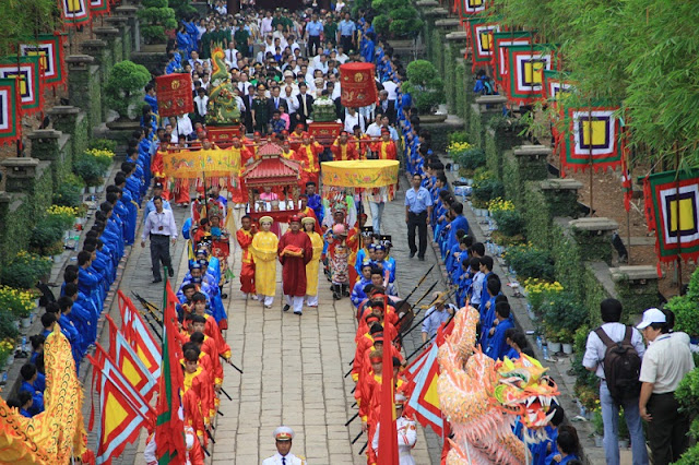 Phu Tho prepares for an epitomised Hung Kings Temple Festival 1