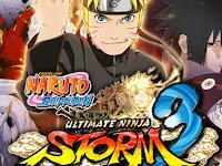 Naruto senki ninja strom 3 v2.0 Mod apk Full Version Terbaru