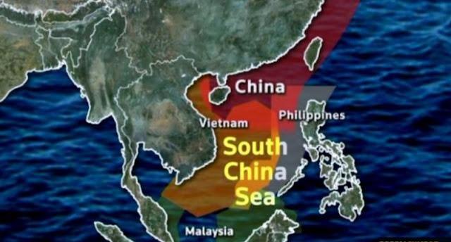Konflik Natuna Indonesia China