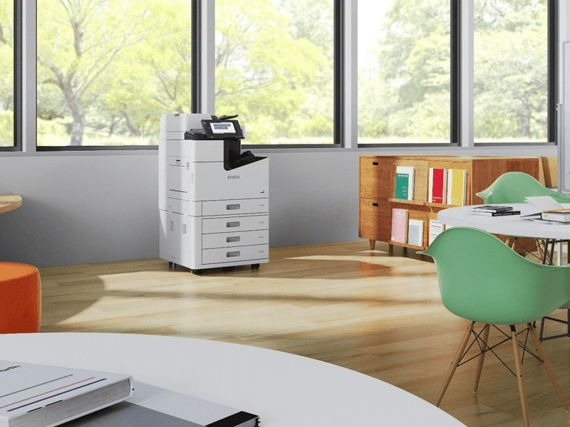 Epson PH released new WorkForce Enterprise copiers that are high-speed and eco-friendly