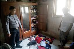 Ditinggal Munjung, 4 Rumah dI Kalipucang Welahan Jepara di Congkel Maling