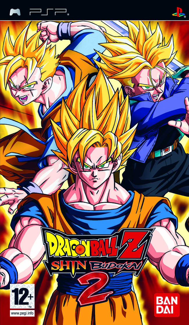 CWCHEAT] Dragon Ball Z Shin Budokai 2 [US] ~ PSPCWCODE