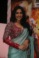 Regina Casandra in Beautiful Designer Saree Stunnign Cuteness at Nakshatram music launch ~ CelebesNext Actress Galleries 083.JPG