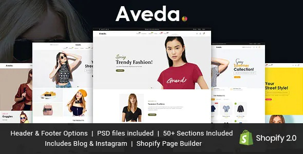 Aveda Ultimate Shopify Theme