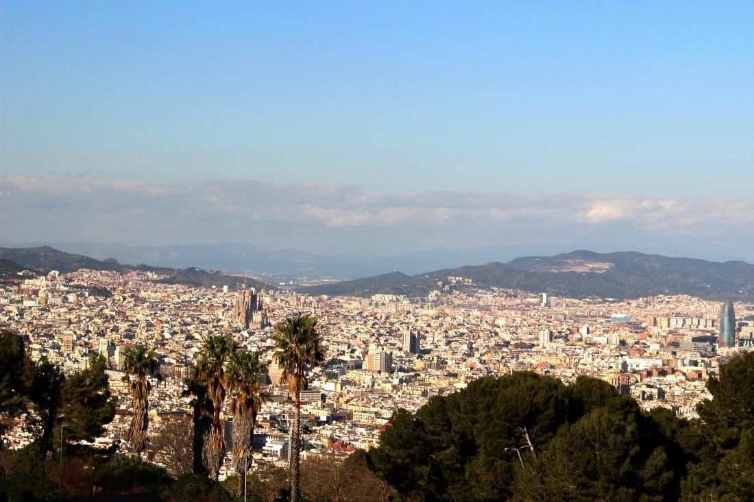 Barcelona, Montjuic, @rouvasana