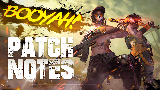 Here are the free fire OB24 update patch notes. The game hs a lot ofnew features and balance changes.